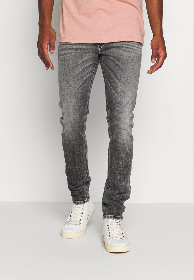 TEPPHAR-X - Jeans Slim Fit - black denim