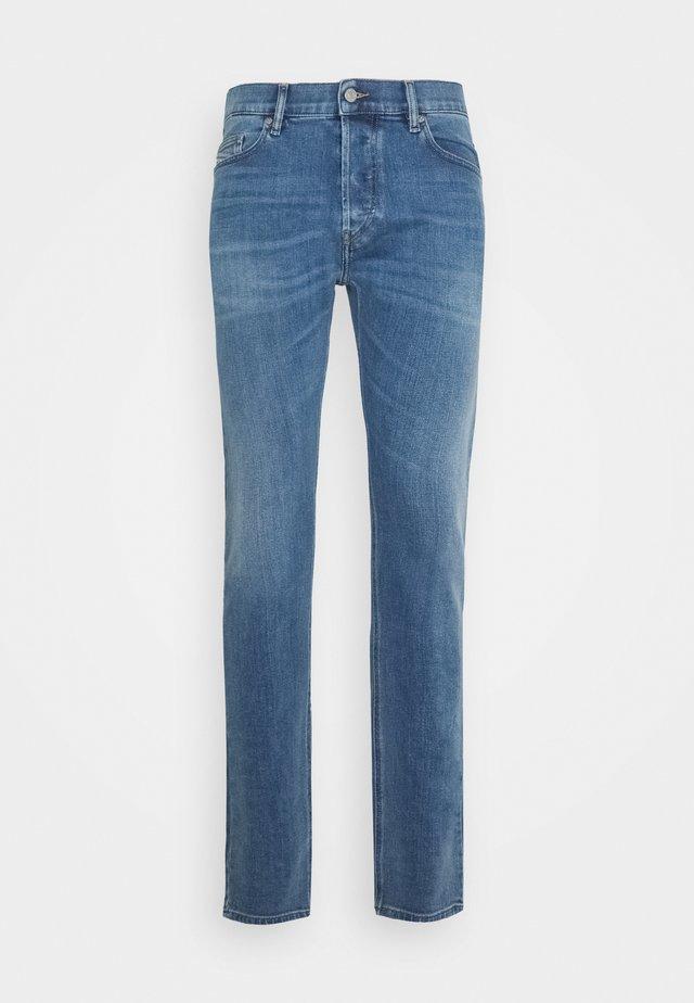 D-LUSTER - Jean slim - light-blue denim