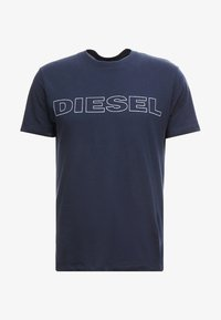 Diesel - UMLT-JAKE - T-shirt imprimé - dark blue - 3