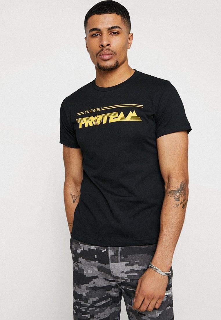 Diesel - T-DIEGO-YB T-SHIRT - T-Shirt print - black