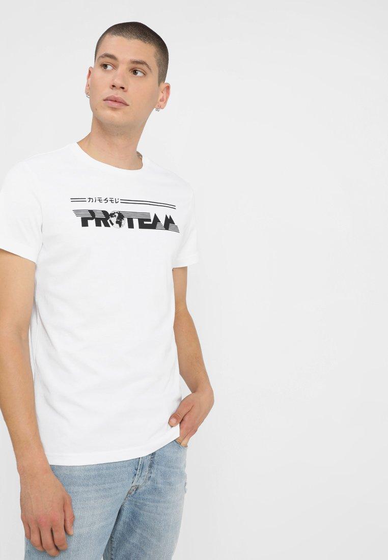Diesel - DIEGO - T-Shirt print - white