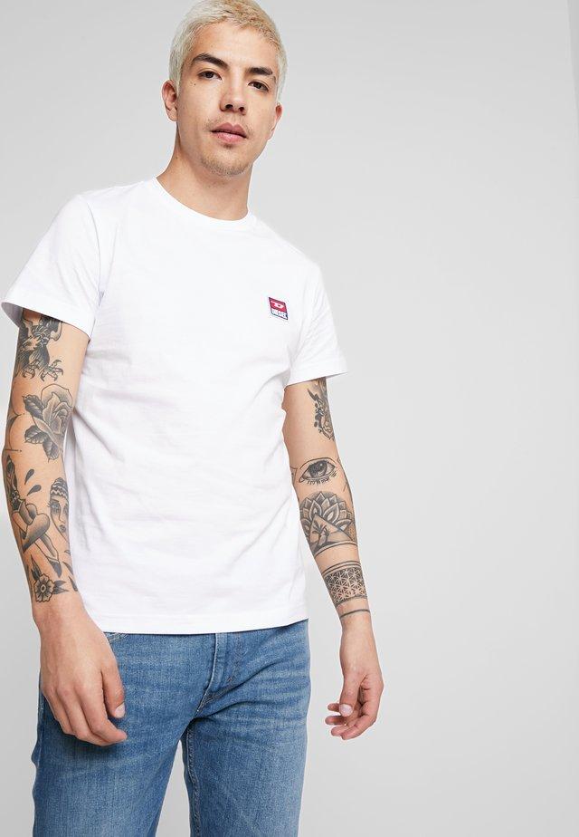 T-DIEGO-DIV T-SHIRT - T-shirt basique - white