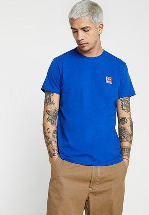 T-DIEGO-DIV T-SHIRT - T-shirts - blue
