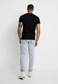 Diesel - T-DIEGO-DIV T-SHIRT - T-Shirt basic - black - 2
