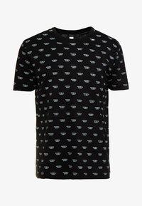 Diesel - UMLT-JAKE T-SHIRT - T-shirt imprimé - black - 3