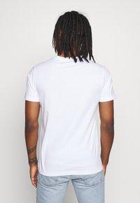 Diesel - JAKE - T-shirt print - white - 2