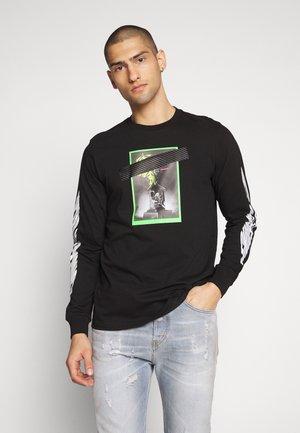 T-JUST-LS-T13 - Bluzka z długim rękawem - black