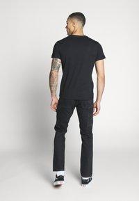 Diesel - T-DIEGO-S3 - T-shirt con stampa - black - 2