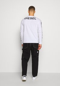 Diesel - T-shirt à manches longues - white - 2