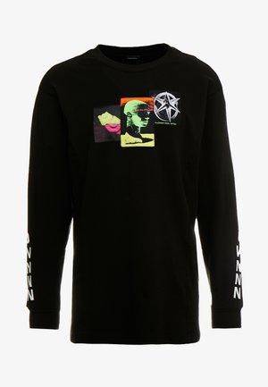 T-GLYNIS-J1 PULLOVER - Maglietta a manica lunga - black