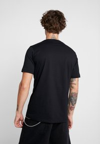 Diesel - JUST - T-shirt con stampa - black - 2