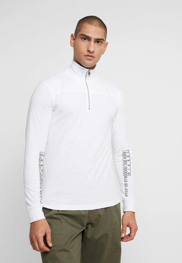 DIEGO DOLCE - Pitkähihainen paita - white