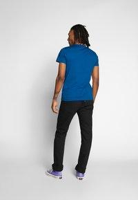 Diesel - T-DIEGO-LOGO T-SHIRT - T-shirt con stampa - blue - 2