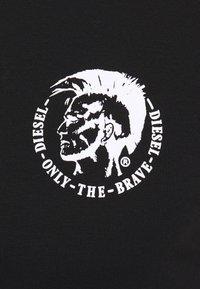 Diesel - UMTEE RANDALTHREEPACK - T-shirt print - white/dark blue/black - 8