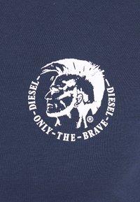Diesel - UMTEE RANDALTHREEPACK - T-shirt print - white/dark blue/black - 6