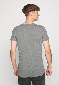 Diesel - UMTEE RANDALTHREEPACK - T-shirts print - black/green/grey - 2