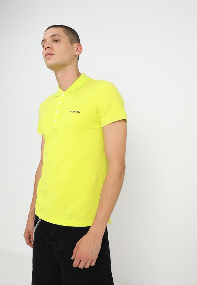 T-HEAL-BROKEN-ST - Polo shirt - yellow