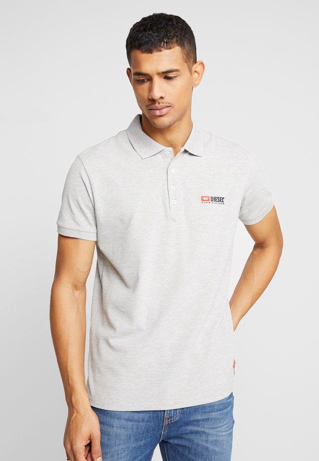 T-WEET-DIV POLO SHIRT - Poloshirt - grey