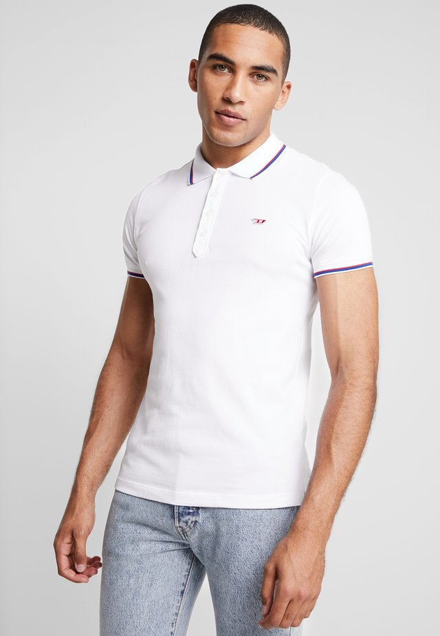 T-RANDY-NEW POLO SHIRT - Polo - white