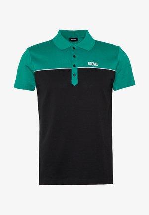 RALFY - Poloshirt - green/black