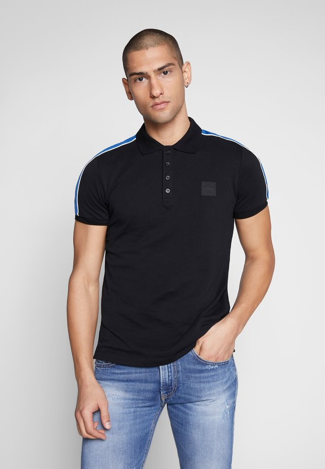 RALFY - Polo shirt - black
