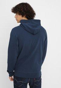 Diesel - UMLT-BRANDON-Z - veste en sweat zippée - blau - 2