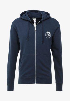 UMLT-BRANDON-Z - Zip-up hoodie - blau