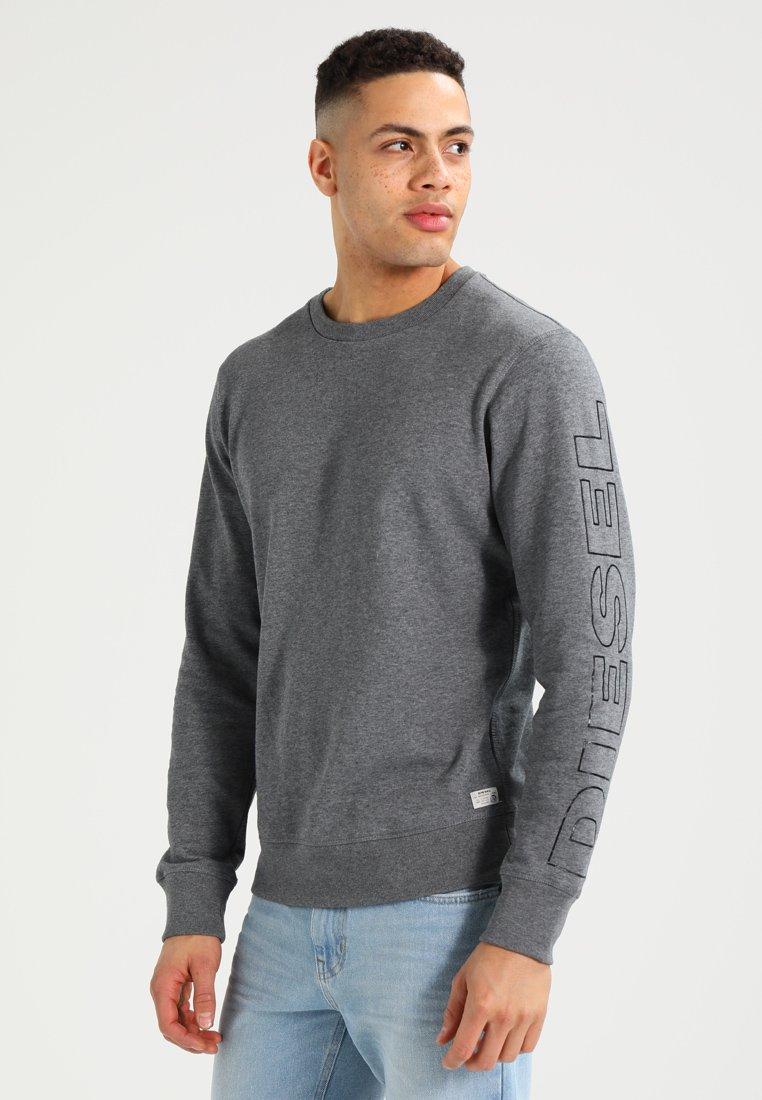Diesel - UMLT-WILLY - Sweatshirt - grau