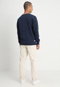 Diesel - UMLT-WILLY SWEAT-SHIRT - Sweater - blau - 2
