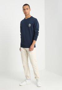 Diesel - UMLT-WILLY SWEAT-SHIRT - Sweater - blau - 1