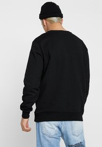 Diesel - S-GIR-A1 SWEAT-SHIRT - Mikina - black - 2