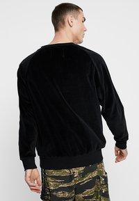 Diesel - UMLT MAX SWEAT SHIRT - Sweatshirt - black - 2