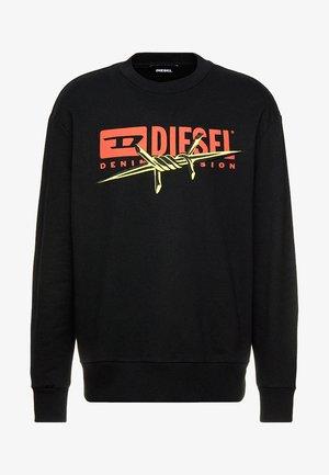 S-BAY-BX5 SWEAT-SHIRT - Sweatshirt - black