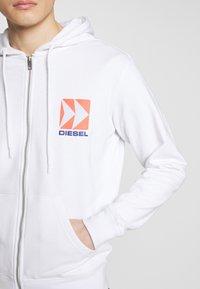 Diesel - BRANDON - Collegetakki - white - 5