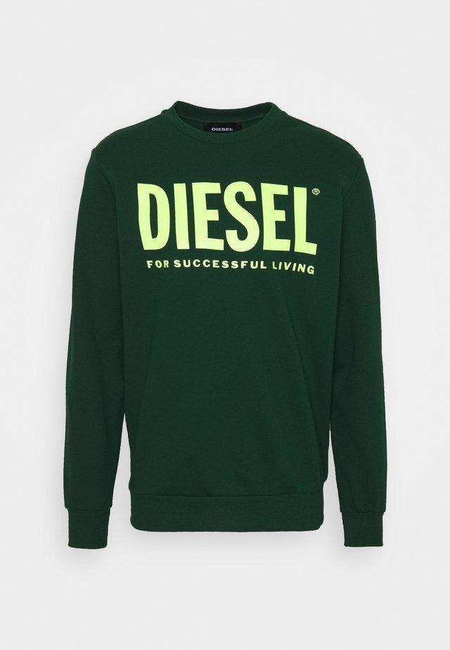DIVISION LOGO - Sweatshirt - green