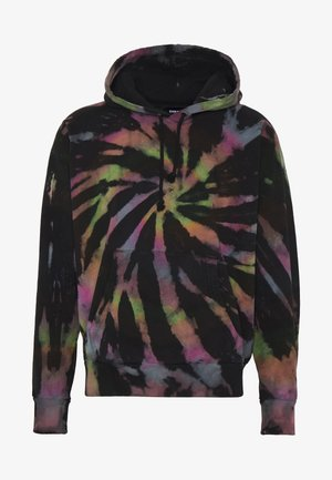 ALBY - Luvtröja - black/multicolors