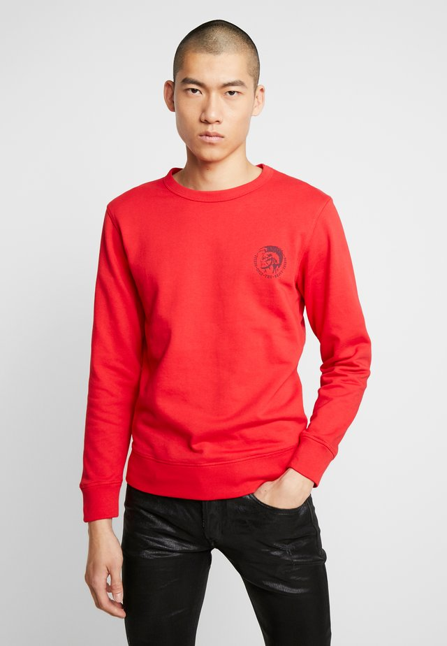 WILLY - Sweater - red
