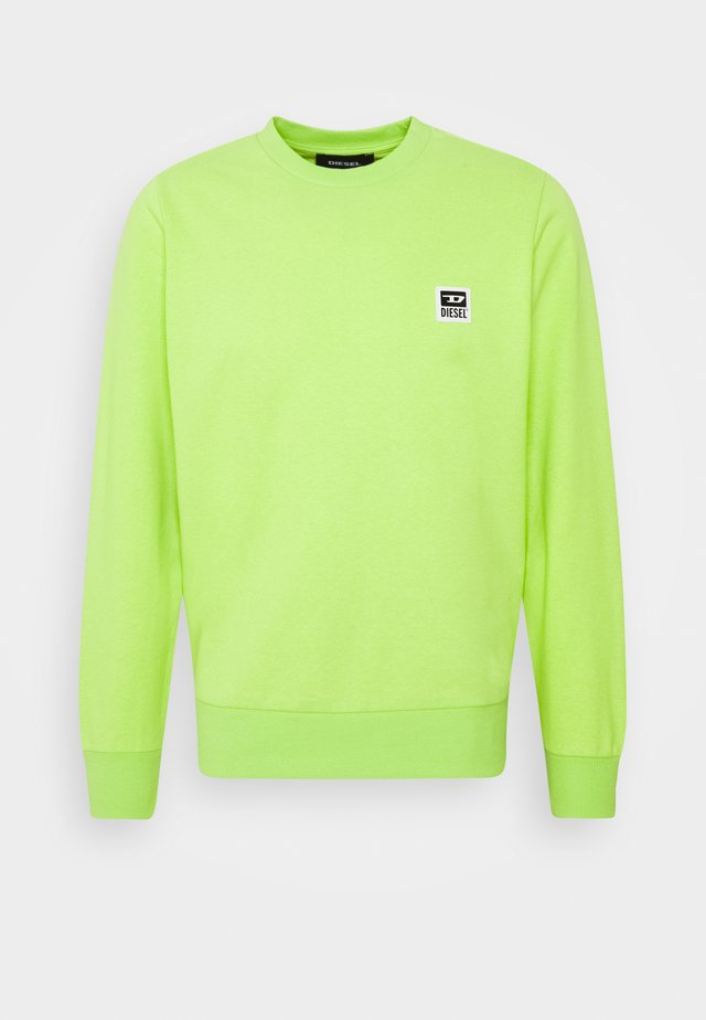 S-GIRK-K12 SWEAT-SHIRT - Sweatshirt - lime