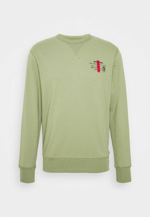 WILLY SWEAT-SHIRT - Sudadera - olive
