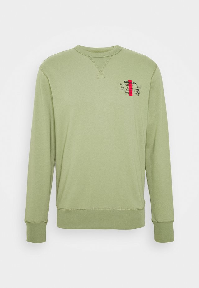 WILLY SWEAT-SHIRT - Collegepaita - olive