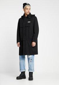 Diesel - J-KODORY JACKET - Krátký kabát - black - 1