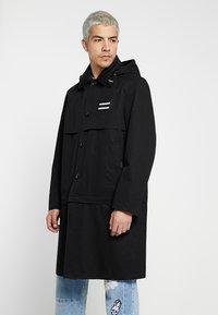 Diesel - J-KODORY JACKET - Krátký kabát - black - 0