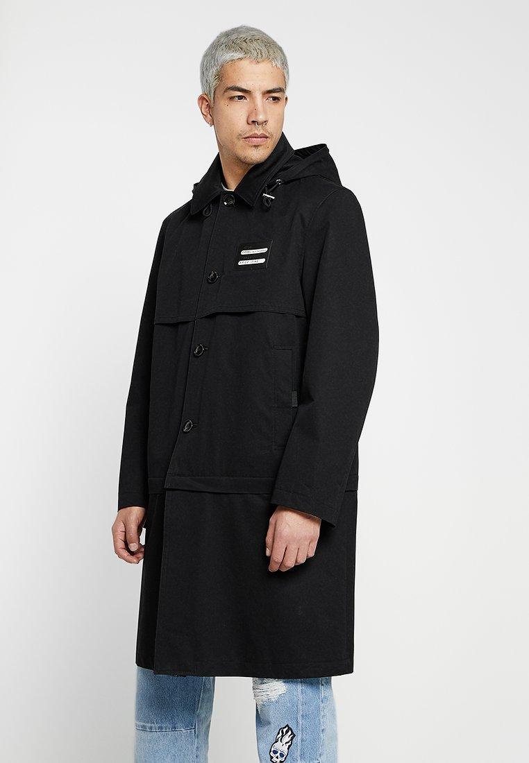 Diesel - J-KODORY JACKET - Krátký kabát - black