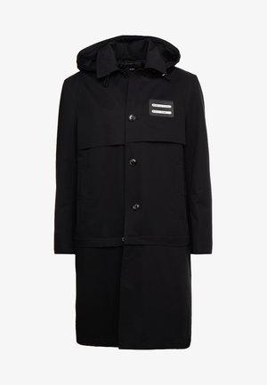 J-KODORY JACKET - Halflange jas - black
