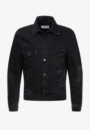 D-BRAY JACKET - Veste en jean - grey