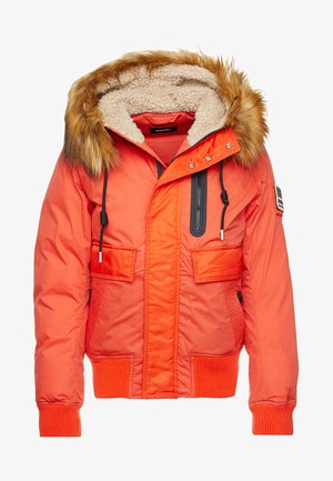 W-BURKISK JACKET - Zimní bunda - red