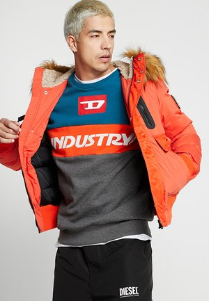 W-BURKISK JACKET - Winterjas - red