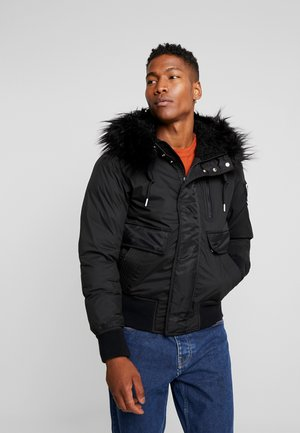 W-BURKISK JACKET - Winter jacket - black