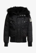 W-BURKISK JACKET - Winter jacket - black