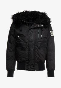 Diesel - W-BURKISK JACKET - Veste d'hiver - black - 4